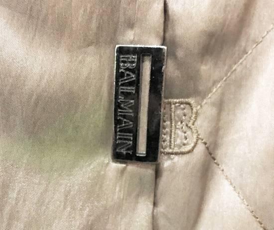Balmain Vintage Balmain Paris Silk Jacket Size US M / EU 48-50 / 2 - 4