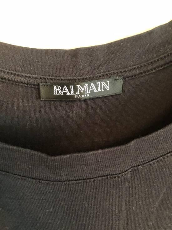 Balmain Black and Gold Tank Top Size US L / EU 52-54 / 3 - 3