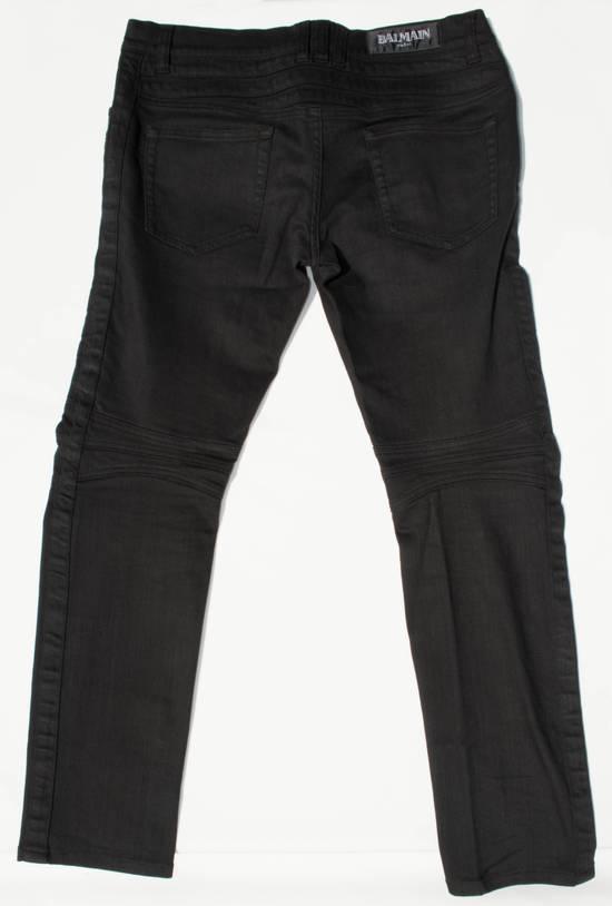 Balmain Balmain Biker jeans Size US 32 / EU 48 - 1