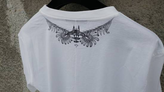 Givenchy $340 Givenchy Tattoo Honor Jersey Rottweiler Madonna Slim Fit T-Shirt size L (M) Size US L / EU 52-54 / 3 - 7