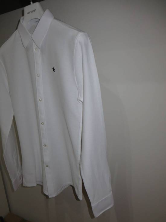 Givenchy Star-embroidery shirt Size US XL / EU 56 / 4 - 2