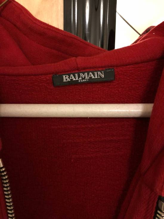 Balmain Zip Up Hoodie Size US XL / EU 56 / 4 - 5