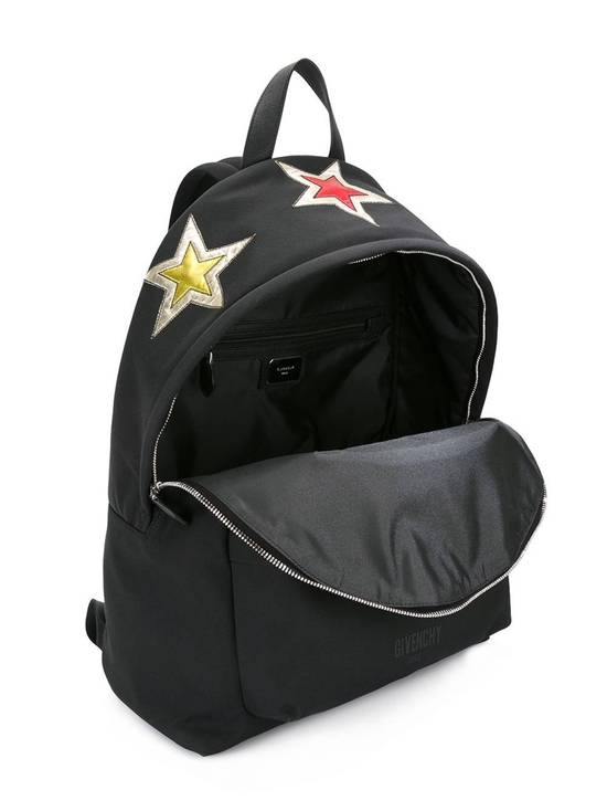 Givenchy GIVENCHY star patch backpack Size ONE SIZE