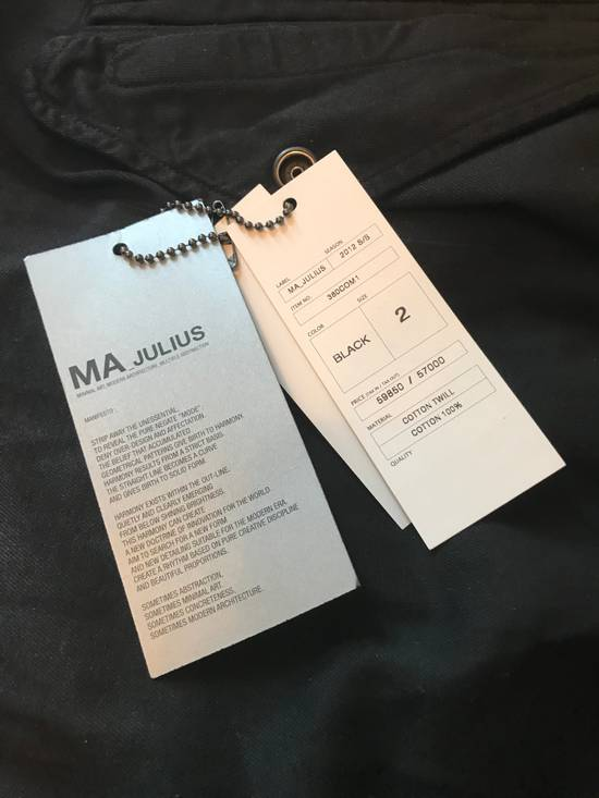 Julius Fishtail Parka Size US M / EU 48-50 / 2 - 4