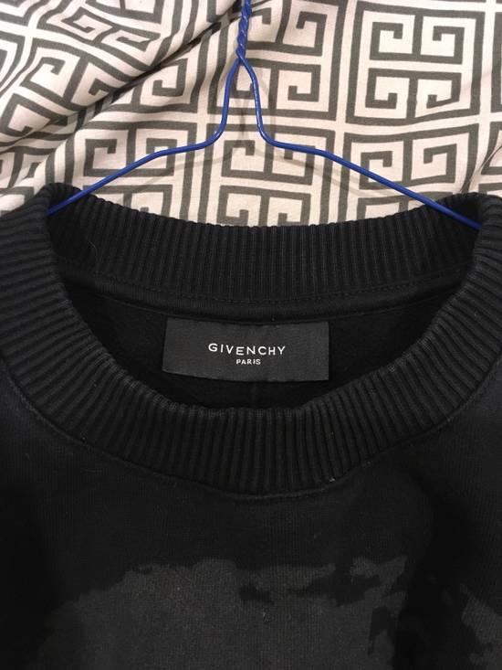 Givenchy Givenchy Black Rottweiler Long Sleeve Crewneck Sweater Size US S / EU 44-46 / 1 - 8