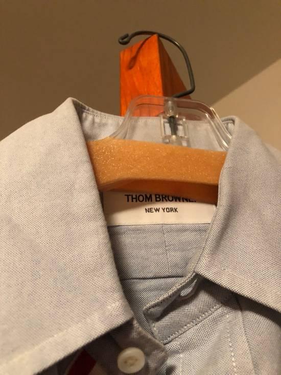 Thom Browne Classic French Flag Shirt Size US S / EU 44-46 / 1 - 1