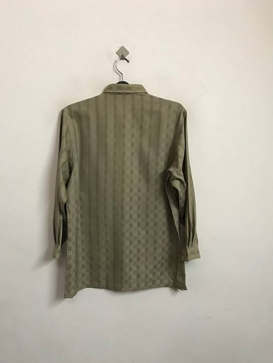 Balmain FINAL DROP BEFORE DELETE!!! Pierre Balmain Paris Check Plaid Wool Button Shirt Size US M / EU 48-50 / 2 - 5