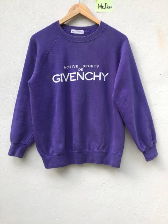 Givenchy Givenchy Big Logo Sweatshirt Spell Out Size US M / EU 48-50 / 2