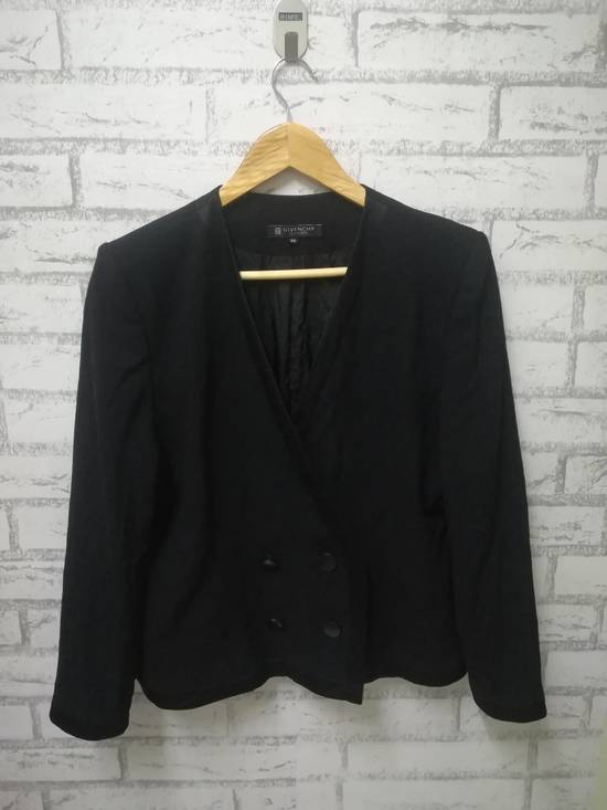 Givenchy Final Drop Before Delete!! Givenchy Hi Formal Black Blazer Jacket Size US M / EU 48-50 / 2