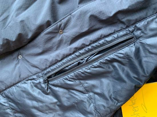 Arc'Teryx Veilance Mionn IS 3/4 Jacket - Black Size US S / EU 44-46 / 1 - 3