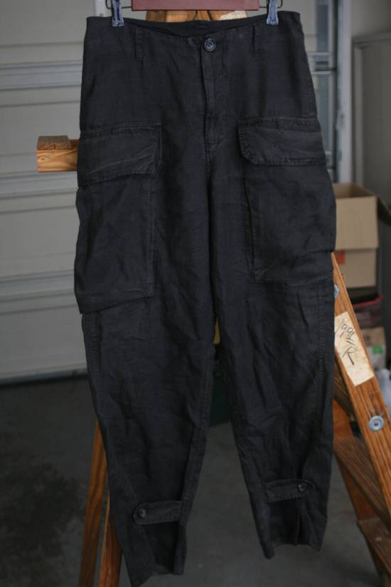 Julius SS05 Linen Bondage Strap Cargos Size US 32 / EU 48 - 8