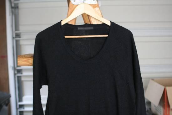 Julius AW14 Angora Wool Elongated Sweater Size US M / EU 48-50 / 2 - 2