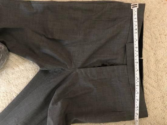 Thom Browne Thom Browne SS17 Cropped Wool Trousers - TB 2 Size US 32 / EU 48 - 6