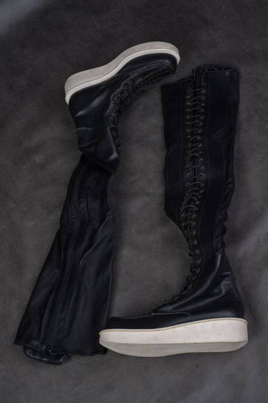 Givenchy AW11 extra high boots Size US 11 / EU 44