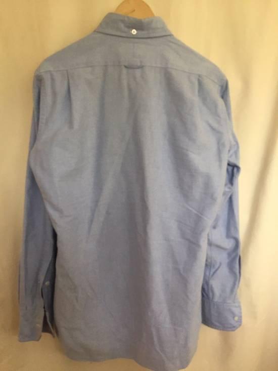 Thom Browne Thom Browne Blue Oxford shirt Sz.2 Size US M / EU 48-50 / 2 - 1