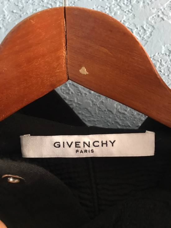 Givenchy Black Givenchy Logo Hoodie Size US XL / EU 56 / 4 - 4