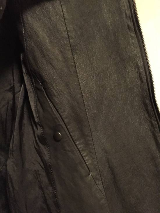 Julius GUN HOLDER LEATHER JACKET Size US L / EU 52-54 / 3 - 10