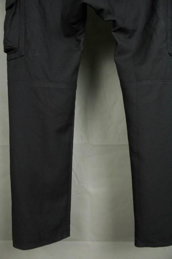 Balmain Balmain X H&M Cargo Biker Wool Pants Size EUR30 Size US 30 / EU 46 - 13