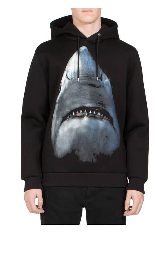 Givenchy Givenchy Shark Neoprene Hoodie Size US L / EU 52-54 / 3