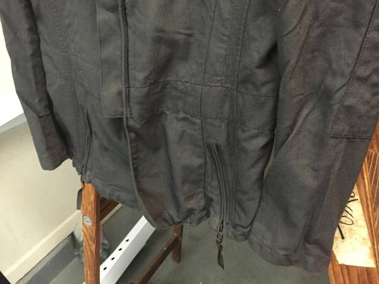 Julius AW06 Multi Zip Distressed Military Jacket Size US XS / EU 42 / 0 - 5