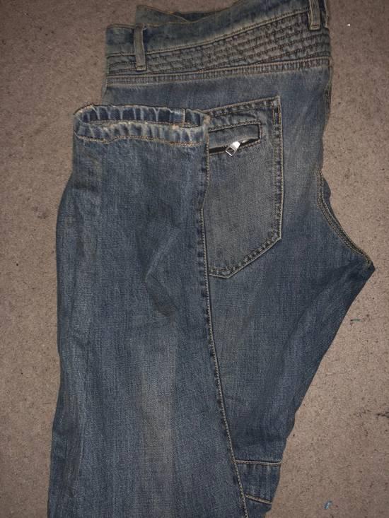 Balmain Balmain biker Jeans Size US 36 / EU 52 - 7