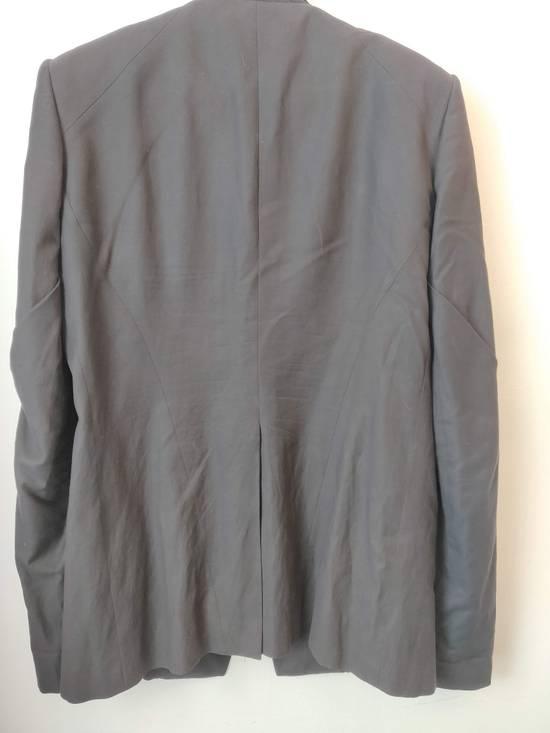 Julius Julius Blazer Jacket ( 457JAM1 ). Size 4. Black. Size US XL / EU 56 / 4 - 3
