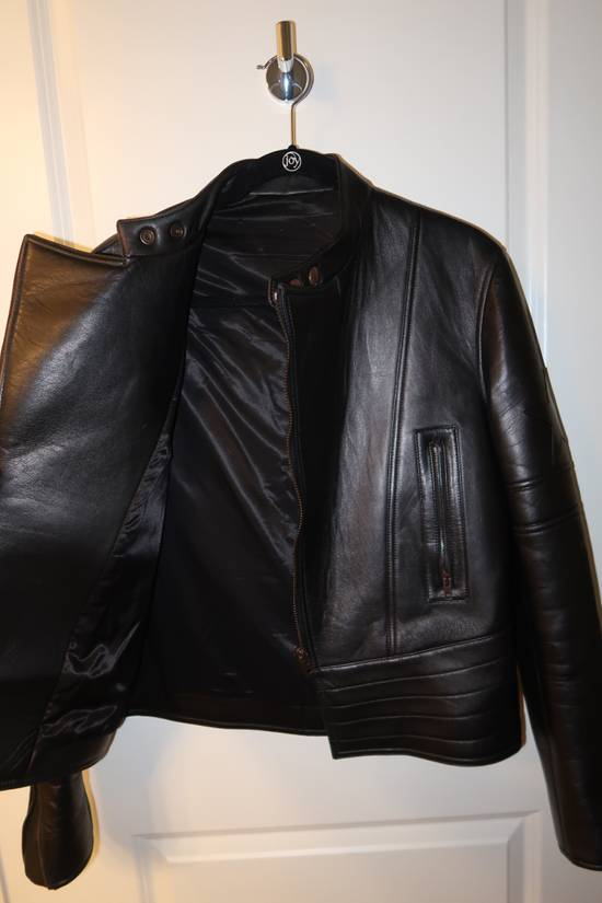 Givenchy Lamb leather moto star print jacket Size US M / EU 48-50 / 2 - 2