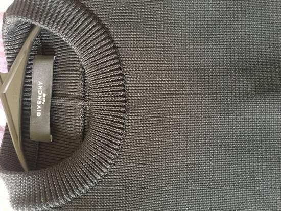 Givenchy TWO TONE JAPANESE KNIT SWEATER Size US XS / EU 42 / 0 - 4