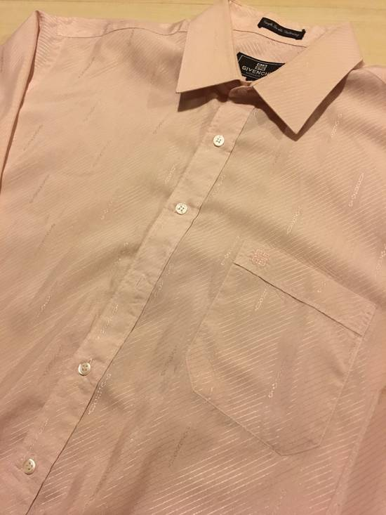 Givenchy Pink Long Sleeve Button Up Size US L / EU 52-54 / 3