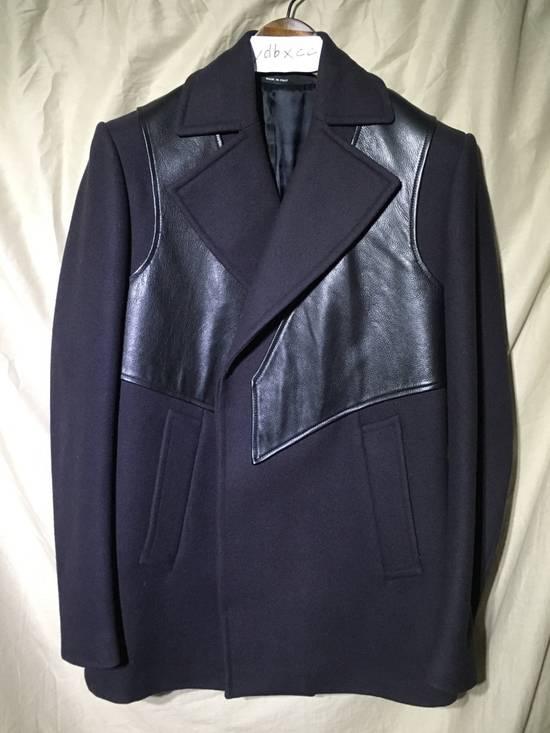 Givenchy FW09 NAVY DB COAT Size US S / EU 44-46 / 1