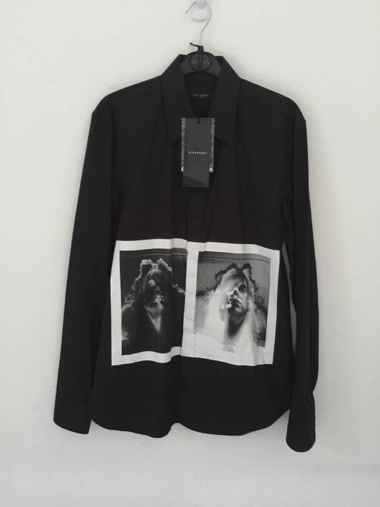 Givenchy FW13 Double Skull Shirt Size US S / EU 44-46 / 1