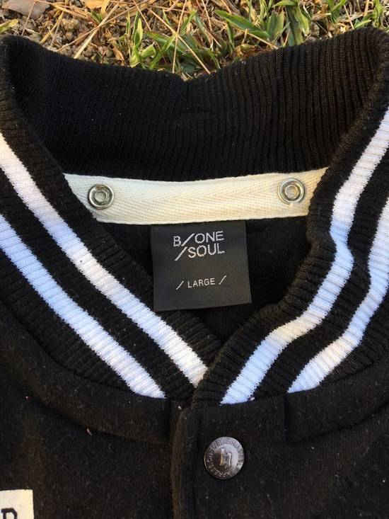 Japanese Brand DUCK DUDE Los Angeles Varsity Jacket by B One Soul NOT OFF WHITE, SUPREME, BAPE, MCM Size US L / EU 52-54 / 3 - 2