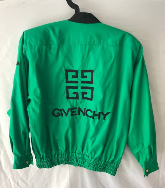 Givenchy Vintage light jacket Givenchy Play GGGG Big logo emroidery made by 1998 Authentic Size US M / EU 48-50 / 2