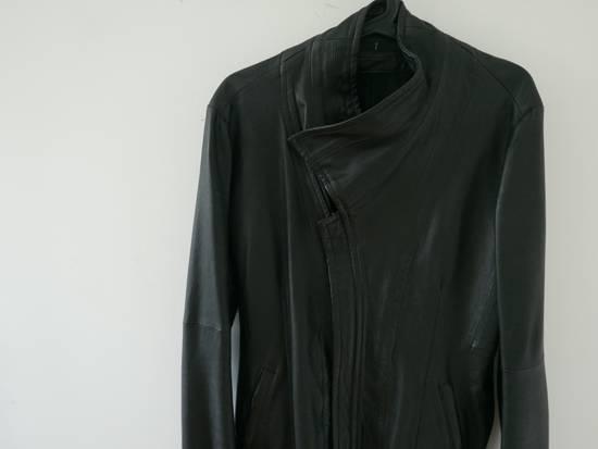 Julius Julius Kevlar Black Leather Jacket Size US S / EU 44-46 / 1 - 1