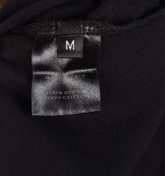 Balmain Paris Men Black Crew Neck T-Shirt, NWT Size US M / EU 48-50 / 2 - 4