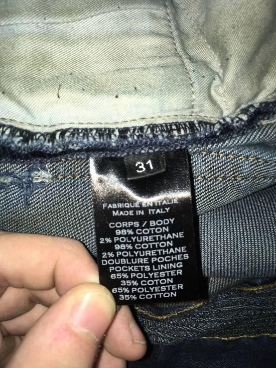 Balmain Slim Biker Jeans Size US 31 - 5