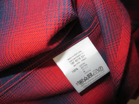 Givenchy Flannel check- shirt Size US L / EU 52-54 / 3 - 10