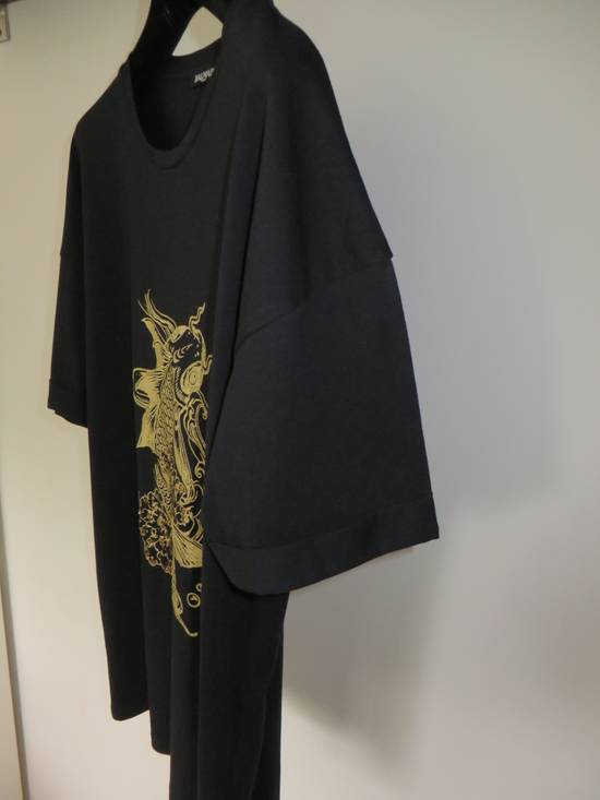Balmain Embroidered fish t-shirt Size US M / EU 48-50 / 2 - 3