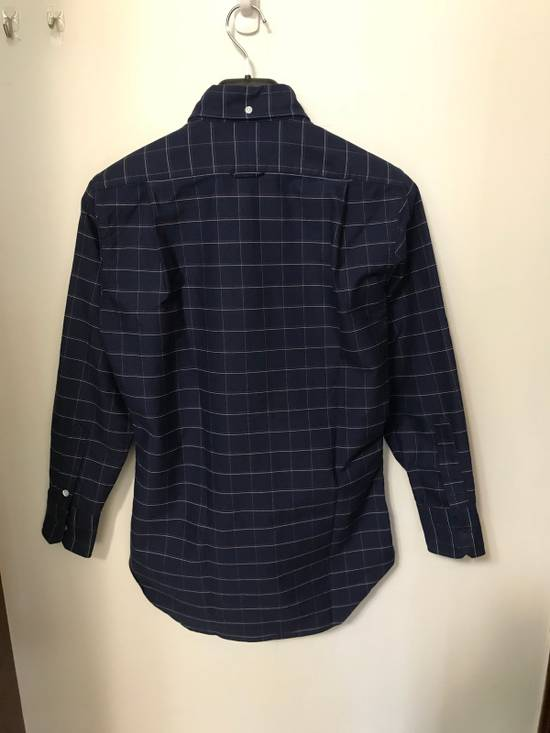 Thom Browne Plaid Shirt Size US XS / EU 42 / 0 - 2