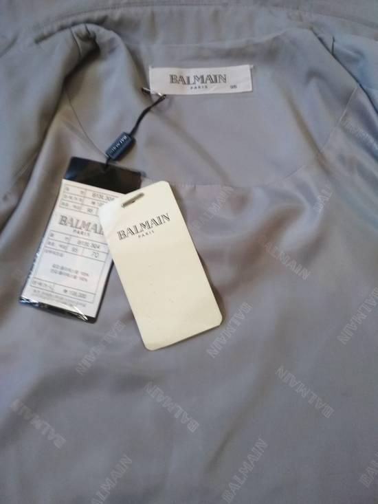 Balmain BALMAIN ZIPPER JACKET MONOGRAM Size US M / EU 48-50 / 2 - 6