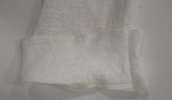 Balmain Linen Long Sleeve Henley Size US XXL / EU 58 / 5 - 1