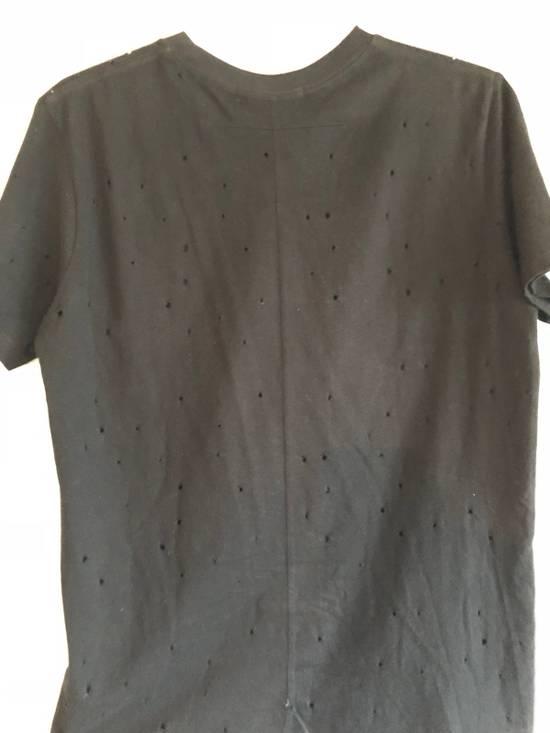 Givenchy Logo Burnout Cotton T-Shirt Size US M / EU 48-50 / 2 - 5