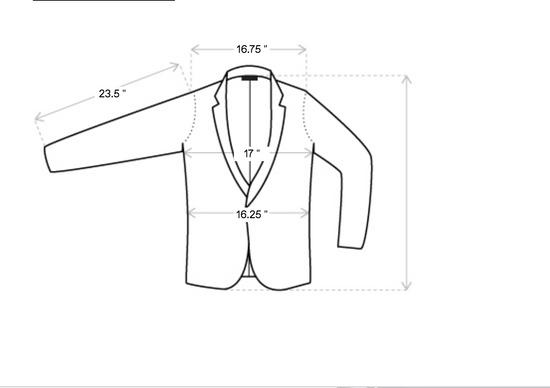 Thom Browne Thom Browne Cashmere navyblue blazer Size 34R - 5