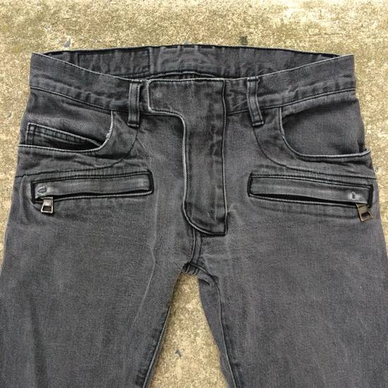 Balmain Gray Balmain Skinny Jeans Size US 27 - 1