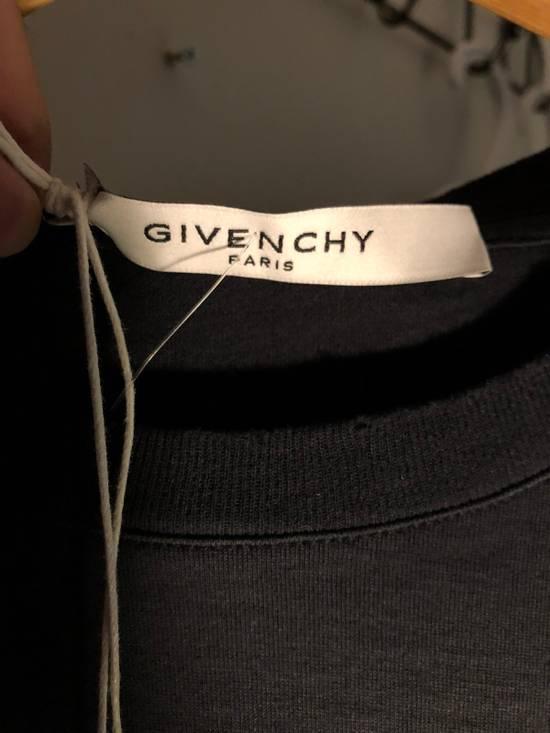 Givenchy Black Four G Tee Size US S / EU 44-46 / 1 - 2