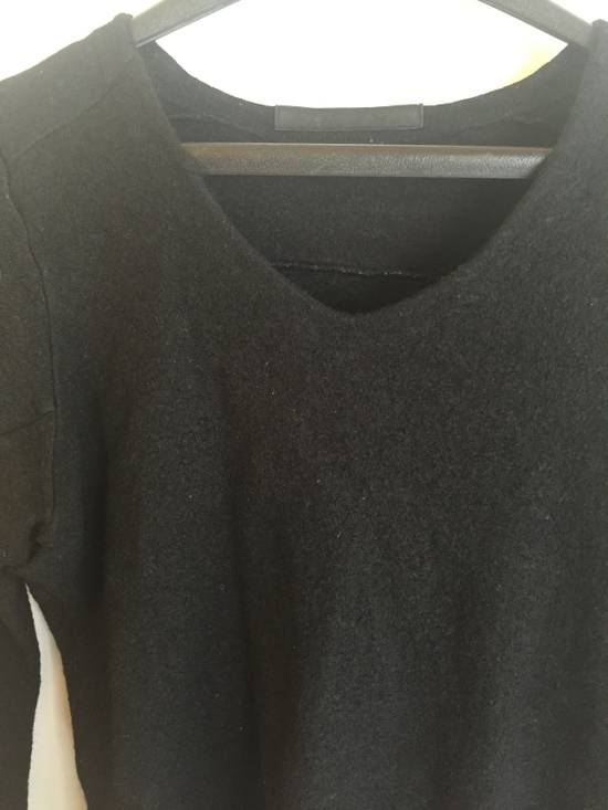 Julius AW12 Cupra/Wool Paneled Sweater Size US XS / EU 42 / 0 - 4