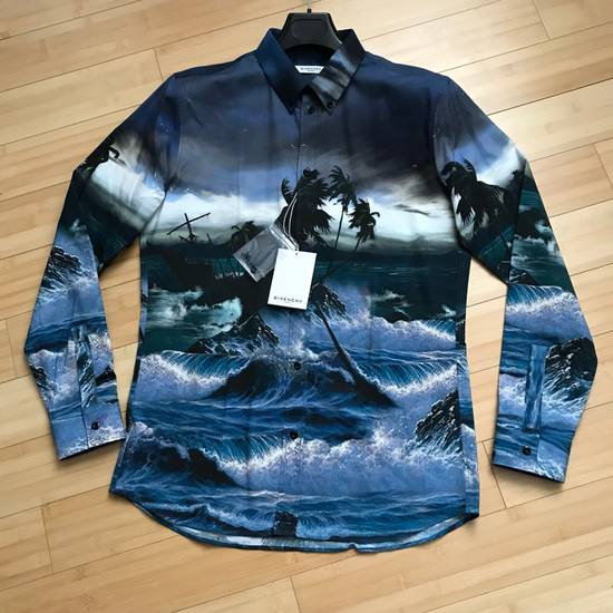 Givenchy Givenchy Shirt Size 40 Contemporary Fit DS Tags Price 578€ Size US L / EU 52-54 / 3