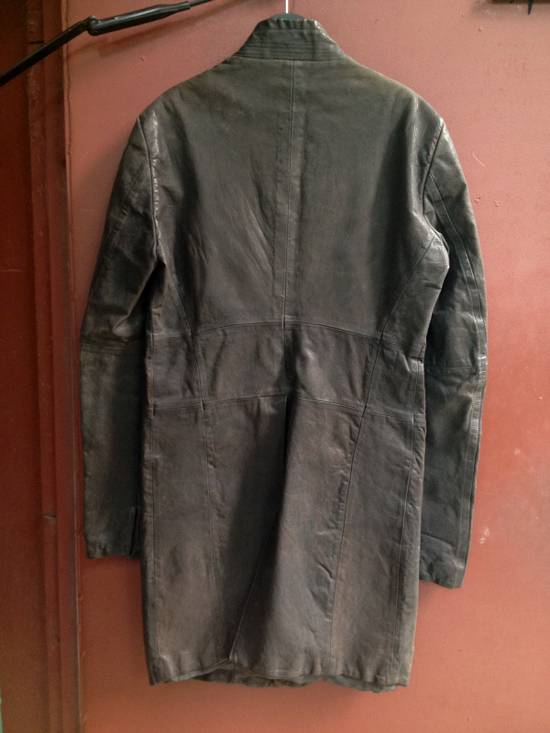 Julius Halo Leather Coat Size 3 Size US M / EU 48-50 / 2 - 1