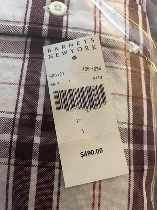Thom Browne Plaid Oxford Cloth Shirt with Grosgrain Tab NEW Size US S / EU 44-46 / 1 - 9