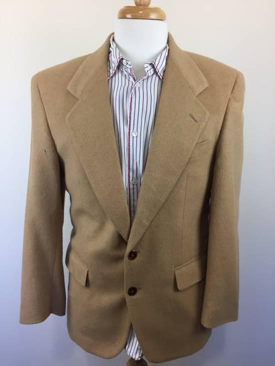Balmain Distressed Boxy Wool Blazer Size US M / EU 48-50 / 2